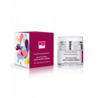 Крем возрождающий Anti Age Taurine & Resveratrol