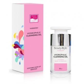 Гидрофильное масло для очищения кожи с витамином Е Harmony