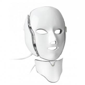 Светодиодная маска для омоложения кожи лица m 1090, Gezatone
