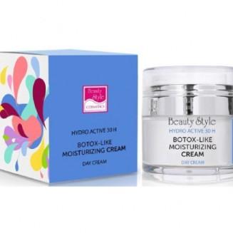"Дневной увлажняющий крем ""Botox - like hydro active""  Beauty Style, 30 мл"