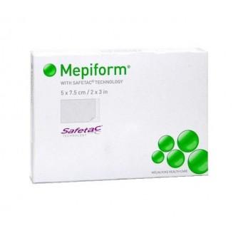 Повязка самоприлипающая Mepiform 5х7,5